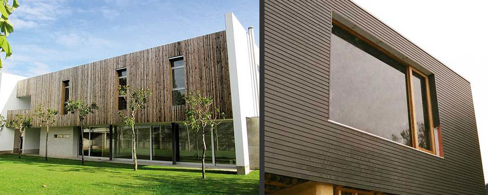 for Modern house cladding